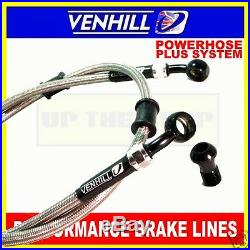Venhill aluminium quick release dry disconnect reconnect brake coupling 3-618