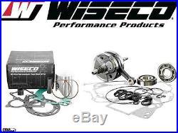 Wiseco Top & Bottom End Rebuild Kit 00-05 Kawasaki KX65, Suzuki RM65 Crankshaft
