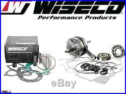 Wiseco Top & Bottom End Yamaha 1998-2000 YZ 125 Engine Rebuild Kit Crank/Piston