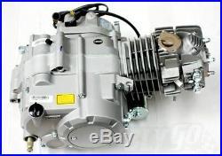 YX 140cc Manual Clutch Kick Electric Start 4 Gear Engine Motor PIT PRO DIRT BIKE