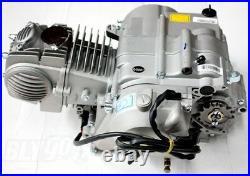 YX 140cc Manual Electric Kick Start 4 Gears Engine Motor PIT PRO TRAIL DIRT BIKE