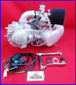YX140cc Pit Bike Engine, 26mm Molkt Carb Kit, & Complete Loom. YX140 14 Bhp