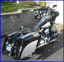 Yaffe Chrome 12 Monkey Handlebar Package 2008-2013 Harley Street Electra Glide