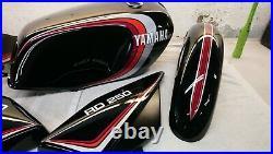 Yamaha RD350 RD250 LC & LC2 YPVS 31k Paint Restoration Service