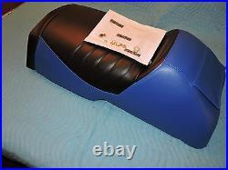 Yamaha SRX SXR 1998-2002 New seat cover 500 600 700 WithKNEE PADS SX SRX700 462C