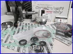 Yamaha Yz 450f Wiseco Engine Rebuild Kit, Crankshaft, Piston, Gaskets 2006-2009