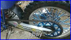 Yamaha wr400f like yz yzf motorcross offroad motorbike spares or repairs