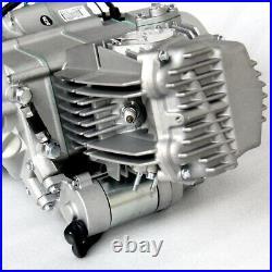 ZS190 190CC 5 Gears Electric Kick Start Manual Engine Motor PIT PRO DIRT BIKE