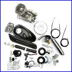 Zeda 80cc Petrol Bicycle kit Cycle Motorised Engine Motor 2 Stroke Pedal Start